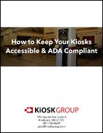 Ensuring Your Kiosk Project Is ADA Compliant