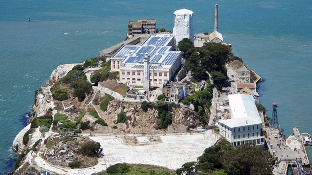 Alcatraz one of largest microgrids in U.S.