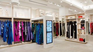 Rent the Runway taps kiosks, scanners to boost in-store digital experience