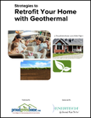 Strategies to Retrofit Your Home with Geothermal