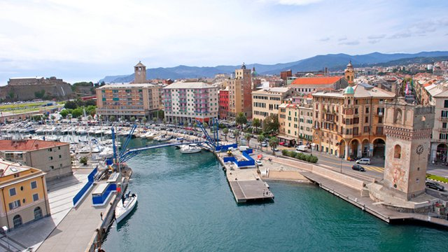 Savona, Italy, Europe's first LEED-certified city