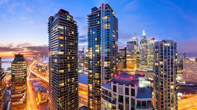 Toronto selects smart city technologies for building operators
