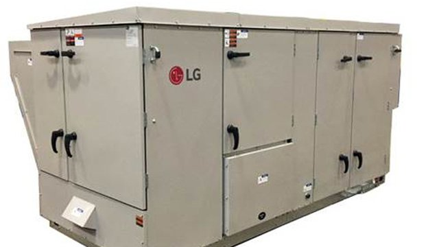 LG expands efficient HVAC solutions