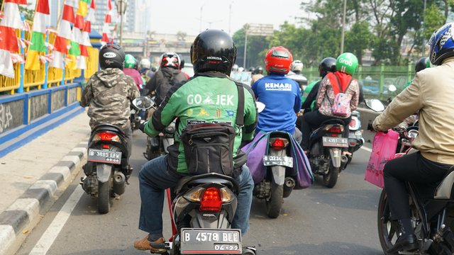 Visa invests in Indonesian payment, ride hailing app Go-Jek