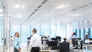Smart lighting makes commercial installation easier