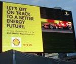 F1 revs up digital signage at US Grand Prix
