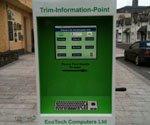 Inside the kiosk: European company cranks out Earth-friendly kiosks