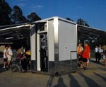 Mobile kiosks drive retail sales