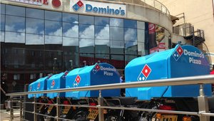 Domino's opens its first store in Kenya