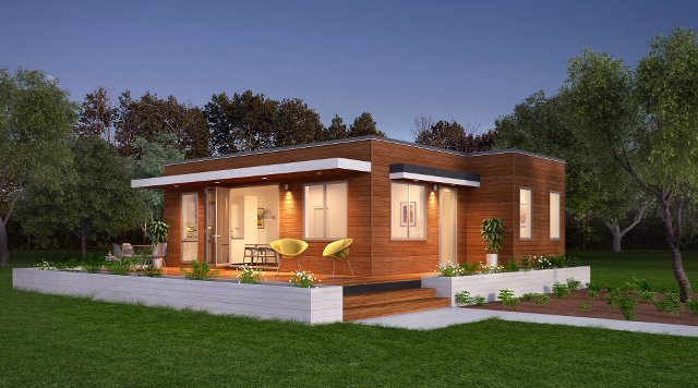 New prefab home models offer customization and performanceProud