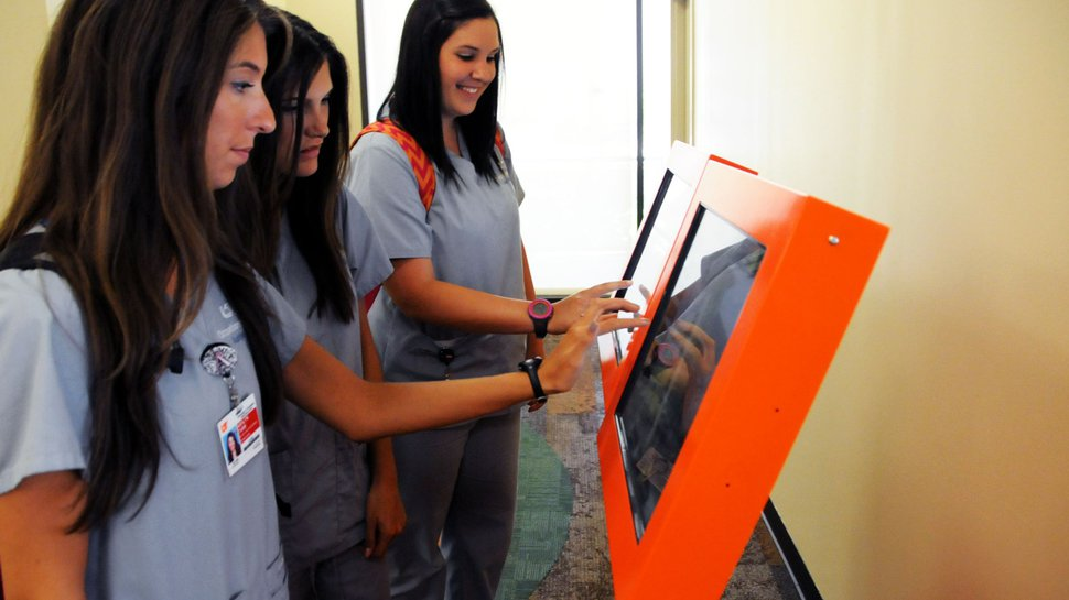 Top 10 ways college campuses utilize interactive kiosks