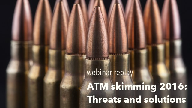 What's in your ATM anti-skimming arsenal? | ATM Marketplace