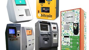 A look at the booming market of Bitcoin ATMs