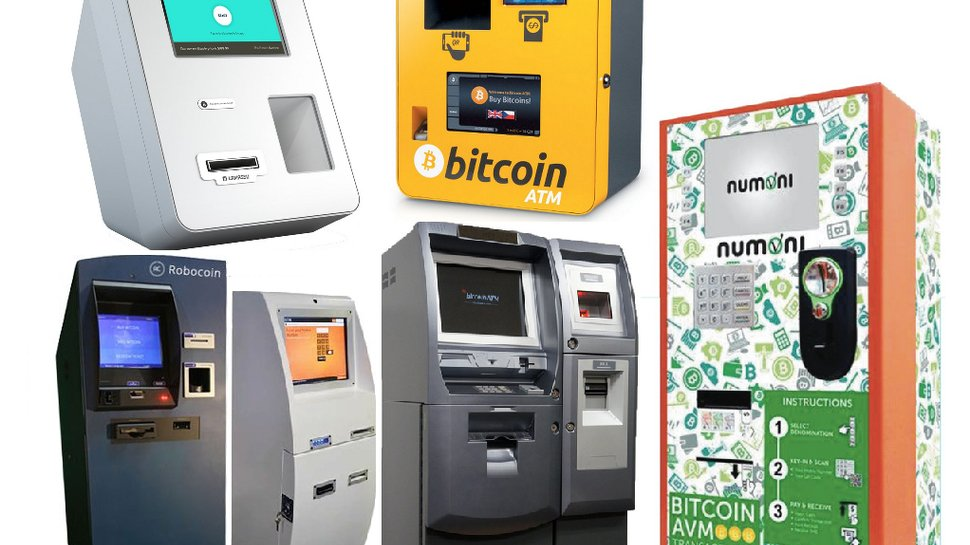A look at the booming market of Bitcoin ATMs | Blockchain Tech News
