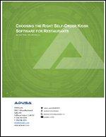Choosing the Right Self-Order Kiosk Software for Restaurants