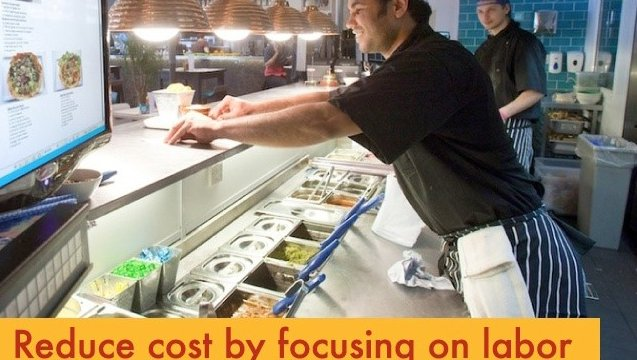 How To Control Labor Cost Using Restaurant Labor Allocation Part 2