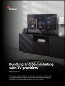 White paper: bundling and co-marketing with TV providers