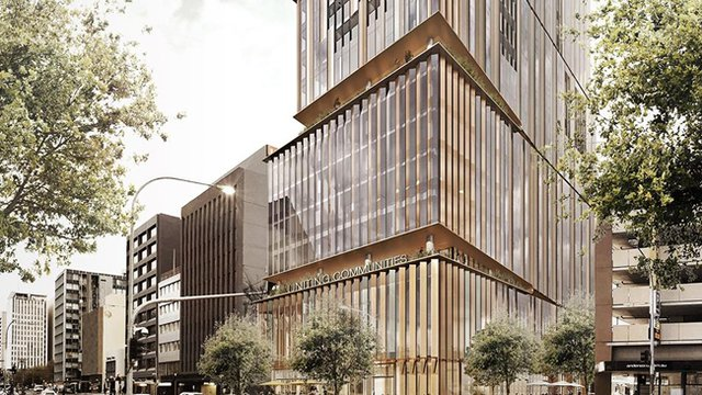 $100 million development one of Australia's 'greenest'