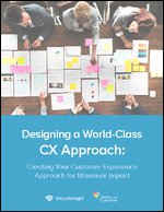 Designing a World-Class CX Approach Whitepaper | Intouch Insight