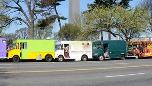 Flatbread Grill, sweetFrog,The Boneyard Truck discuss the money-making 'chaos' of food trucks