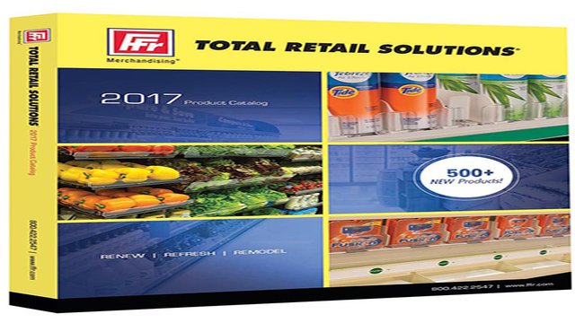 Pre-Order the 2017 FFR Catalog, with 500+ New Retail Merchandising Products