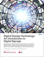 Digital Display Technology: An Introduction to Digital Signage