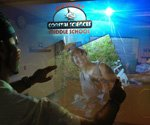 Interactive window lets students see through to the future (Video)