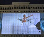 Digital signage projection tech unwraps SI Swimsuit issue (Video)