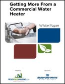 Getting More From a Commercial Water Heater
