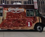 Giordano's food truck rolls out in Chicago