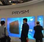 InfoComm: Prysm showcases 'ecovative' thinking with TD1 displays