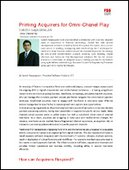 Priming Acquirers for Omni-Channel Play