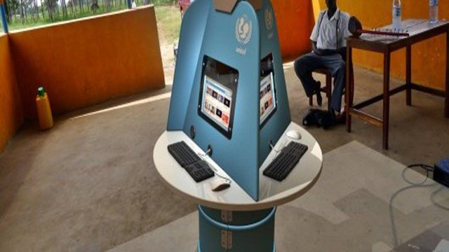 Windows of opportunity: How kiosks are supporting underserved and neglected populations