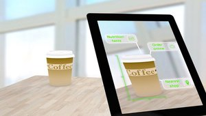 The future of augmented reality and mobile commerce