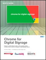 Chrome for Digital Signage