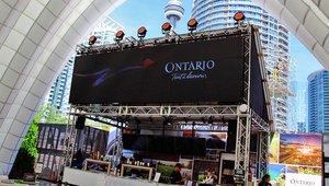 Digital signage video walls take the podium at 2015 Toronto Pan Am & Parapan Am Games