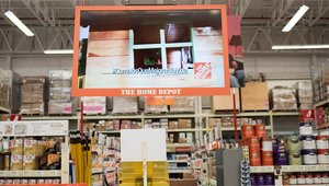 The Home Depot Mexico does DIY with digital signage