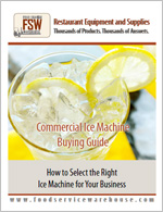 How to Select the Right Ice Machine for Your Business