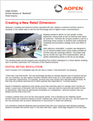Creating a New Retail Dimension
