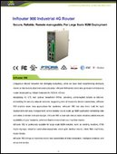 InRouter900 Industrial Cellular Gateway/Modem Datasheet