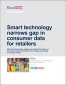 Smart technology narrows gap in consumer data for retailers