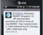 AT&T offers customers location-based mobile advertising