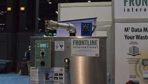 """Frontline International's M3 Data Management System is Intelligent management technology for waste oil systems, delivering detailed reports/analysis, diagnostic and """"tank full"""" status alerts, and real-time monitoring for increased savings and efficiency."""