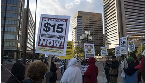 The 'Fight for 15': Workers and restaurants battle for minimum wage
