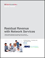 Residual Revenue with Network Services