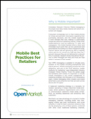 Mobile Best Practices for Retailers