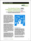 Four Benefits of Using a Multichannel Architecture to Manage ATM Networks