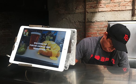 Pinche Gringo introduces POS to keep up with growing business