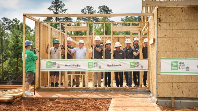Ply Gem Supports Habitat for Humanity to Build Homes Across America