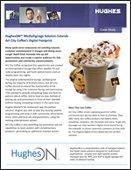 HughesON™ MediaSignage Solution Extends Art City Coffee's Digital Footprint